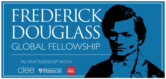 Frederick Douglass Global Fellowship: Deadline Extended!