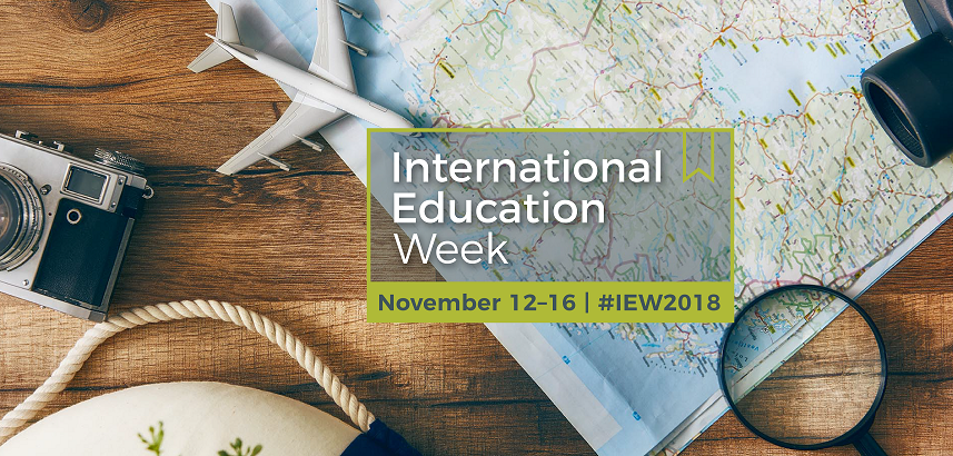 International Education Week 2018