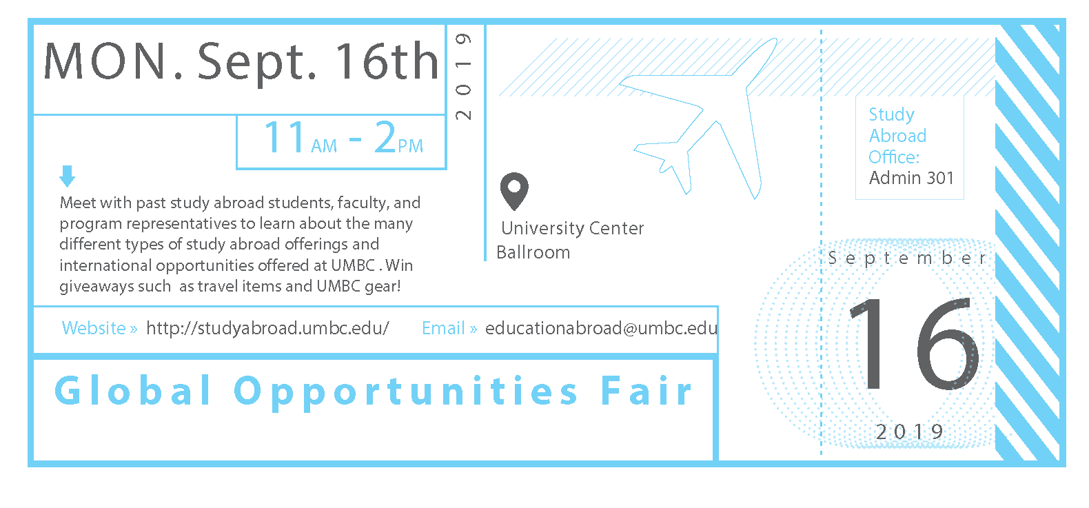 Global Opportunities Fair